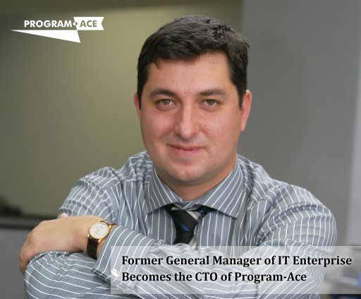 From Ukrainian Enterprise to IT Corporation: Ilya Gandzeychuk Joins Program-Ace As CTO