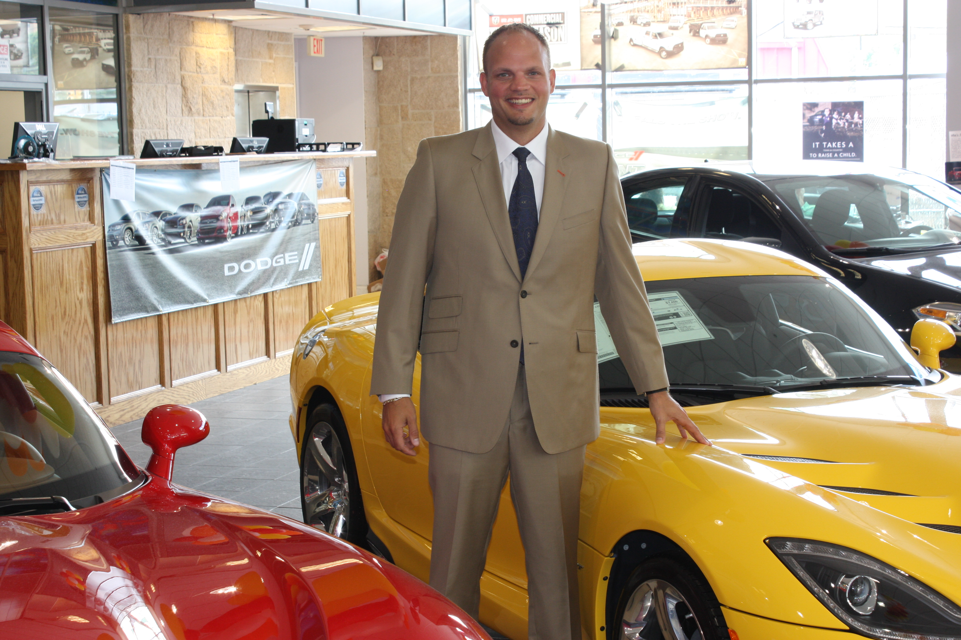 Eastchester Chrysler Jeep Dodge Pays For Employees College - Chrysler jeep and dodge