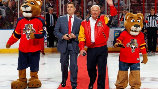 Florida Panthers to Retire No. 37 in Honor of Founder H. Wayne Huizenga