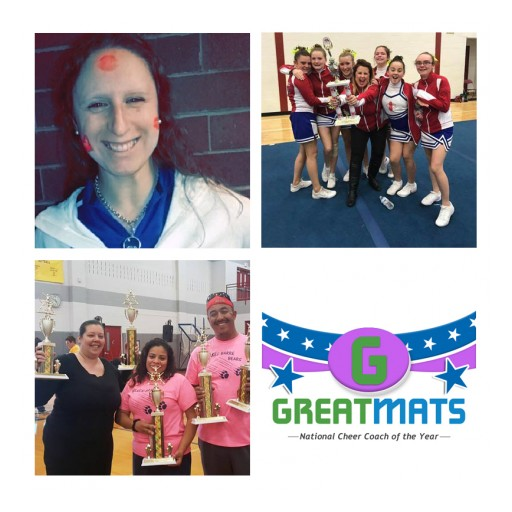 13 Competing for National Cheerleading Coach of the Year