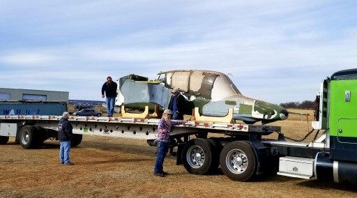 Pilot Mike Manclark Takes Squadron of Legendary Warbirds on Historic Road Trip to California for Major Restoration Effort