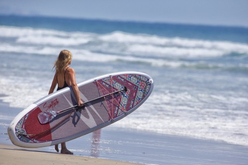 BLOOM and Surftech Forge a Path to Sustainable SUP Boards