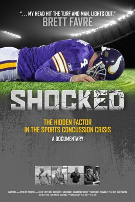 brett favre to premiere sports concussion documentary jan on  brett favre to premiere sports concussion documentary jan 11 on stadium