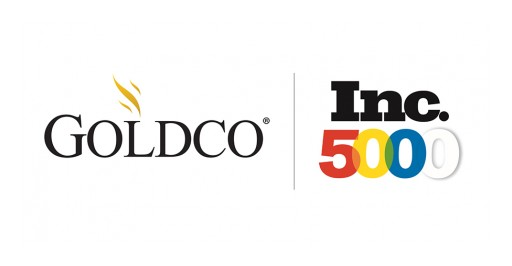 Goldco Precious Metals Named to Inc. 5000 Fastest Growing List for Third Straight Year