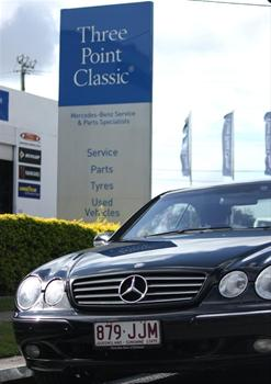 Three Point Classic Offers Brisbane Gold Coast Audi Benz BMW - Mercedes benz service and parts