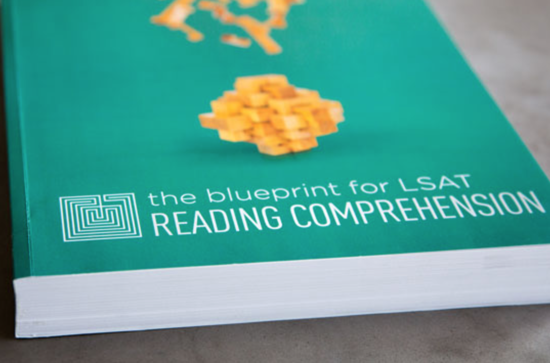New lsat reading comprehension book released by blueprint test additional images malvernweather Image collections