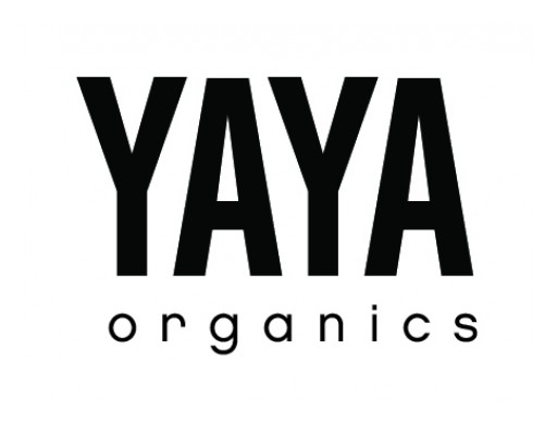 YAYA Organics is the 2018 Winner of Delicious Living Magazine Breakthrough Company Award