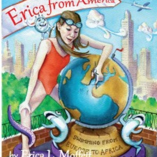 "Award Winning Author of Children's Book, ""Erica From America"" Will Be in New Hampshire for Book Signing on 2/18"