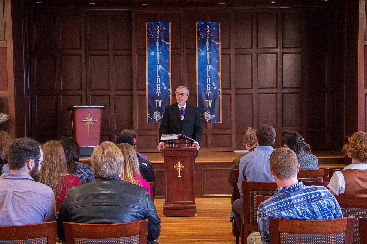 the cult of scientology essay No religion has ever set its followers free from the oppressions of the organized hierarchy of that religion (with the possible exception of the historical jesus.