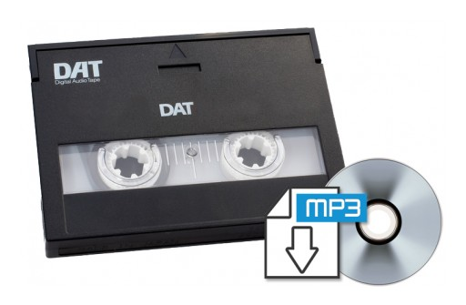 Larsen Digital Now Offers DAT Tape Digital Transfers to CD or MP3 File