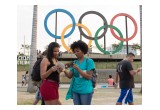 Volunteers at the Rio Olympics were committed to reaching people with the truth about drugs.