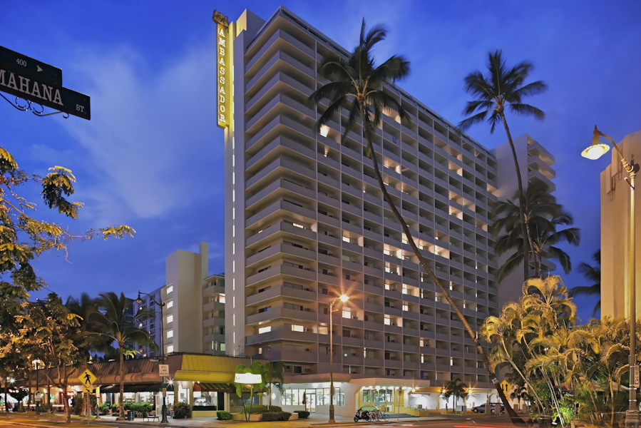 Ambador Hotel Waikiki A Honolulu Announces Special Offers For Summer Guests